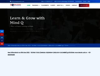 mindqsystems.com screenshot