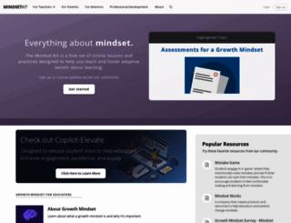mindsetkit.org screenshot