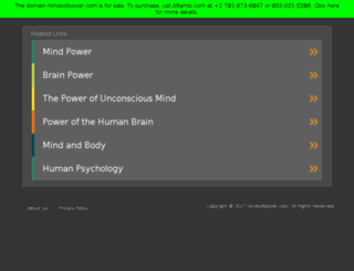 mindsofpower.com screenshot