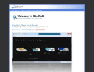 mindsoftweb.com screenshot