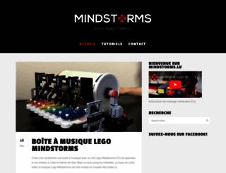 mindstorms.lu screenshot