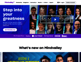 mindvalleyacademy.com screenshot