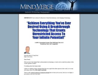 mindverge.com screenshot