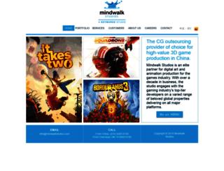mindwalkstudios.com screenshot