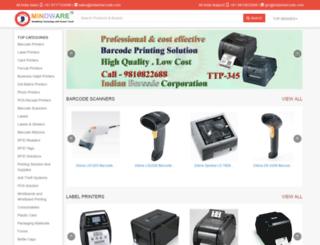 mindwareindia.com screenshot