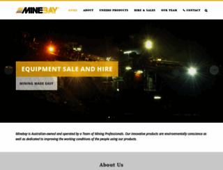 minebay.com screenshot