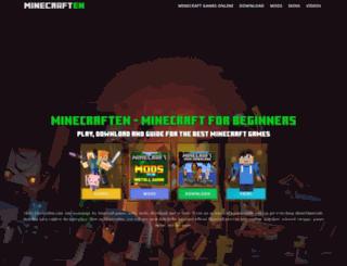 minecraften.com screenshot
