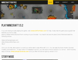 minecraftforfreex.weebly.com screenshot
