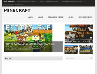 minecraftmods9.com screenshot