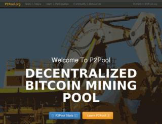 minefast.coincadence.com screenshot