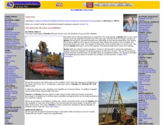 minelinks.com screenshot