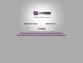 minervagrand.com screenshot
