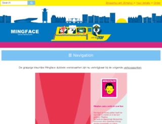 mingface.com screenshot