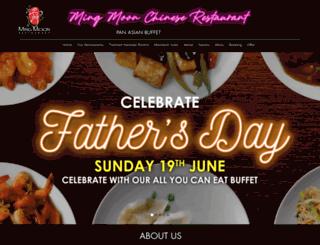 mingmoon.co.uk screenshot