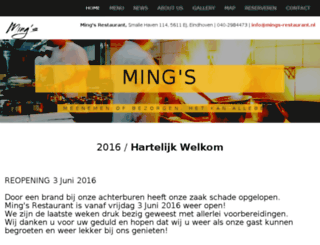 mings-restaurant.nl screenshot