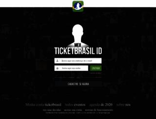 minhaconta.ticketbrasil.com.br screenshot
