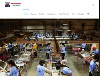 minhduongf.com screenshot