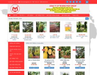 minhphatdaklak.com screenshot