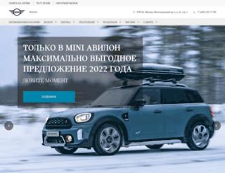 mini-avilon.ru screenshot