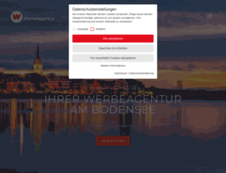 mini-internetseite.de screenshot