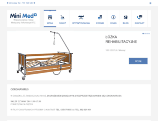 mini-med.com.pl screenshot