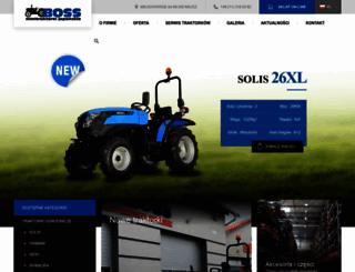 mini-traktorki.pl screenshot