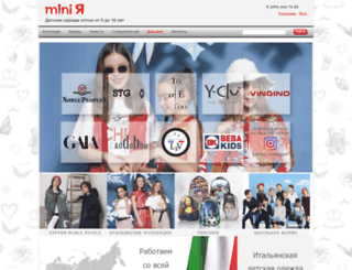 mini-ya.ru screenshot