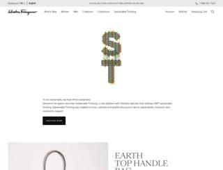 mini.ferragamo.com screenshot