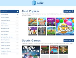 minibe.com screenshot