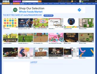 minigamers.com screenshot