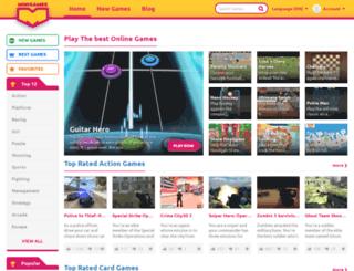 minigames.com screenshot