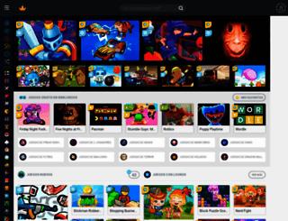 minijuegos.com screenshot