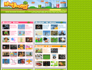 minijuegos.es screenshot