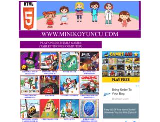 minikoyuncu.com screenshot