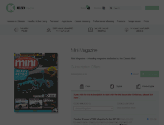 minimag.co.uk screenshot