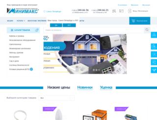 minimaks.ru screenshot