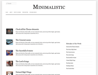 minimlaia.blogspot.in screenshot