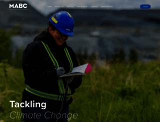 mining.bc.ca screenshot