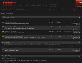 mining.co2-art.com screenshot