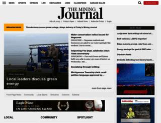 miningjournal.net screenshot