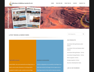 miningoilgas.com.au screenshot
