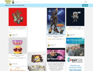 minionland.com screenshot