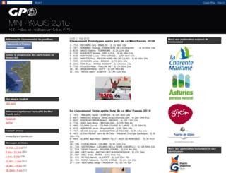 minipavois2010.blogspot.com screenshot