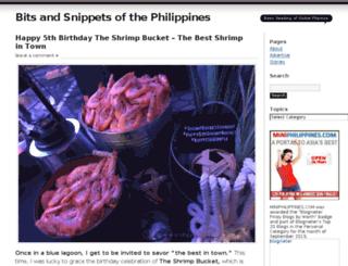 miniphilippines.com screenshot