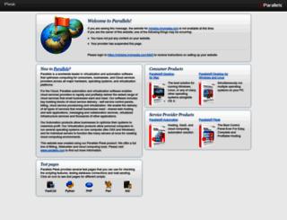 miniphp.imymedia.com screenshot