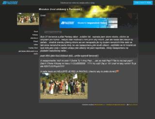 minisek.wbs.cz screenshot