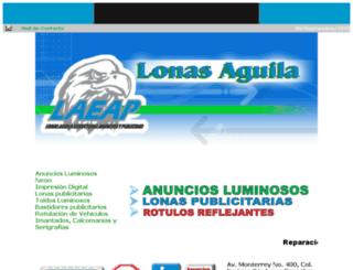 minisitios.seccionamarilla.com.mx screenshot