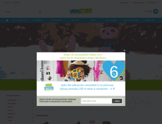 ministore.pl screenshot