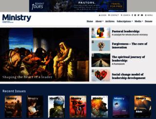 ministrymagazine.org screenshot