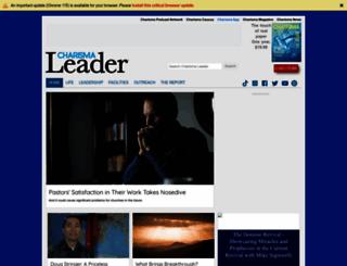 ministrytodaymag.com screenshot